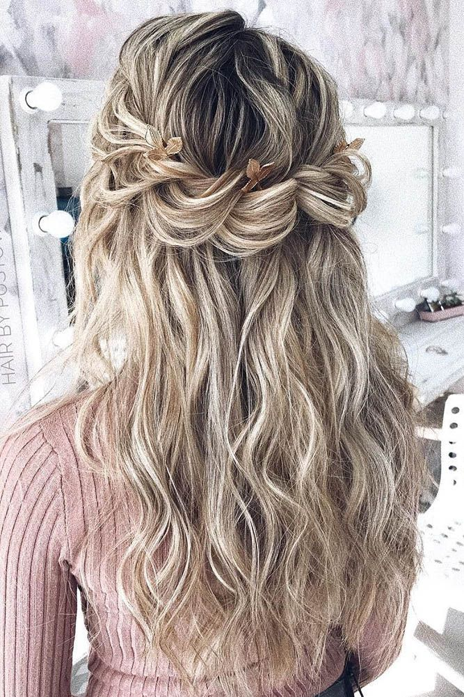 Bridal Hairstyles 30 Chic And Easy Wedding Guest