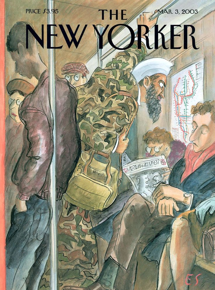 9/11 New Yorker Covers | The New Yorker
