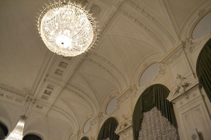 Белый зал Политеха