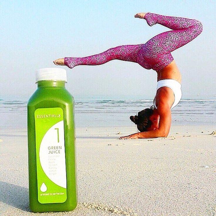 Juice Yoga //  #movement #juice #dubai