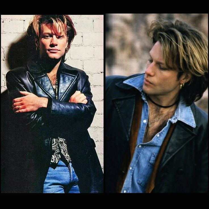 One of my fav style of jon 😍🔥😜💯 i would print these pics and make giant posters for my room walls I swear...he looks so damn hot ugh...😛💦 #jonbonjovi #bonjovi #rockbands #rock #rockmusic #90s #90sicon #90srock #bae #babe #hot #sexy #handsome #perfect #art #aesthetic #wow