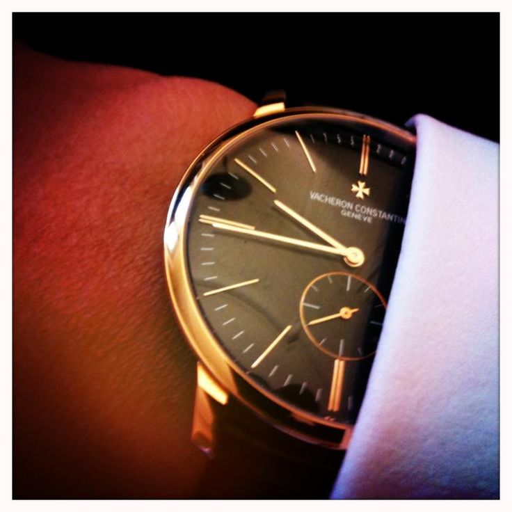 What is on your wrist today? It's a cloudy day in California, getting - Vacheron Constantin discussion