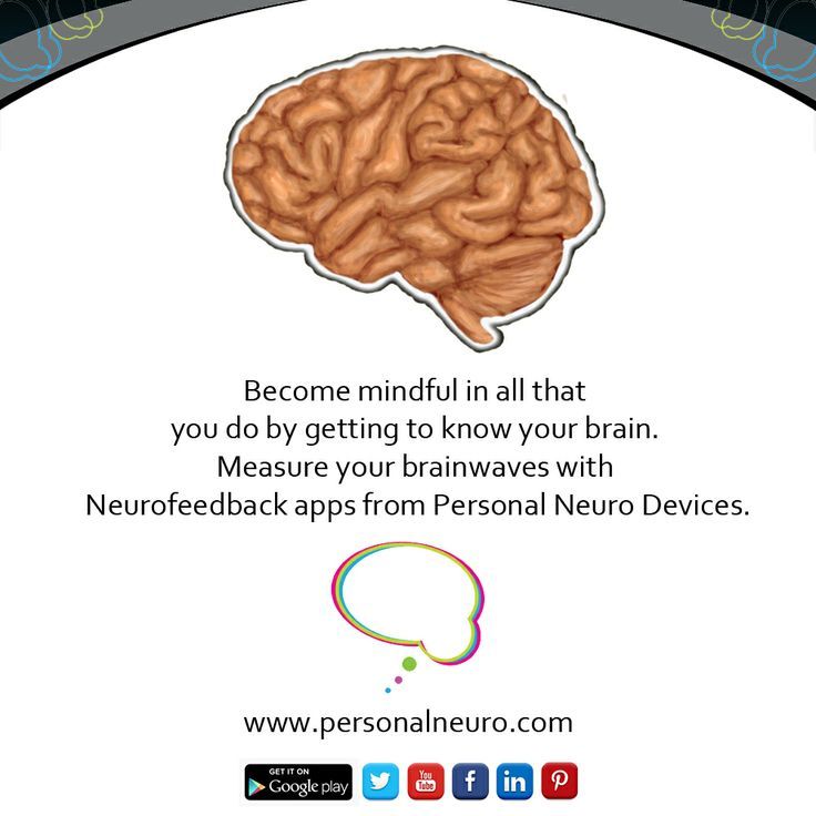 Measure your brainwaves at home and get to know what's really going on in your head. www.personalneuro.com #neuroscience #meditation #brain