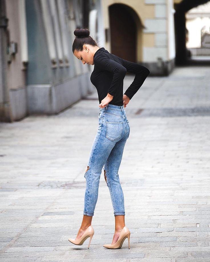 180 Jeans ideas in 2021 | divat, outfit, női divat