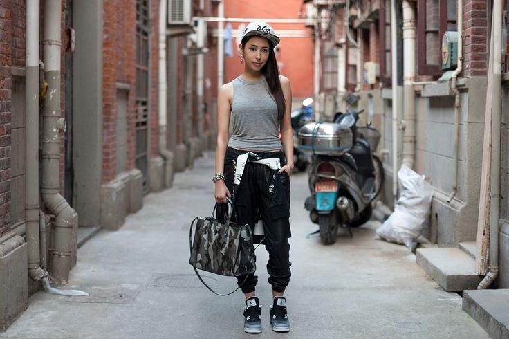 Streetsnaps: Rigel Davis | Fashion and Street