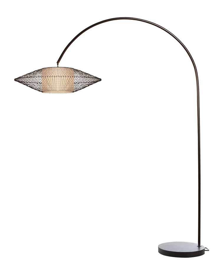 Kai Arc Floor Lamp By Hive Laki 2878 Lightology
