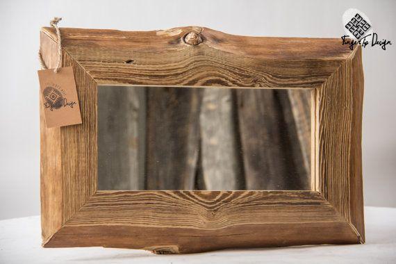 Benoist Reclaimed Wood Vanity Mirror: Best 25+ Wood Mirror Ideas On Pinterest