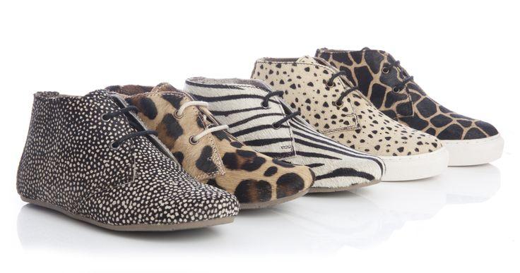 Hip & lekker eigenwijs met deze te gekke Maruti schoentjes, al vanaf maat 24!