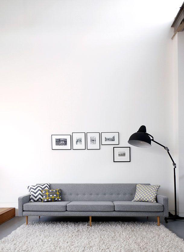Studio Sisu - Melbourne studio and work of interior architect / illustrator Mairead Murphy. Photography by Mairead Murphy