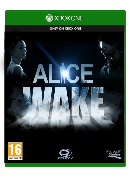 Alice Wake - Xbox One - Packshot 2D Boxshot Wizard