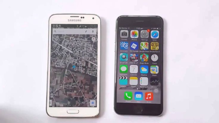 Samsung Galaxy S5 & iPhone 6 Giveaway & Speed Test