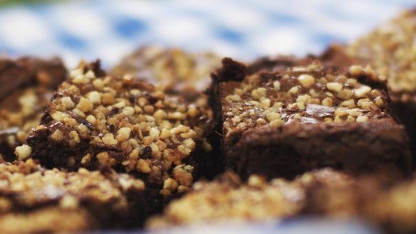 Eén - Dagelijkse kost - jeroen meus, gemakkelijke brownies