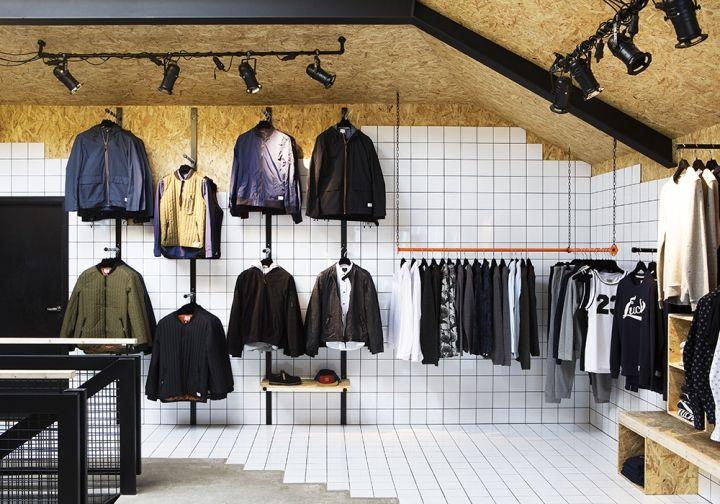 SUIT store / by HAF Studio / Reykjavik / Iceland