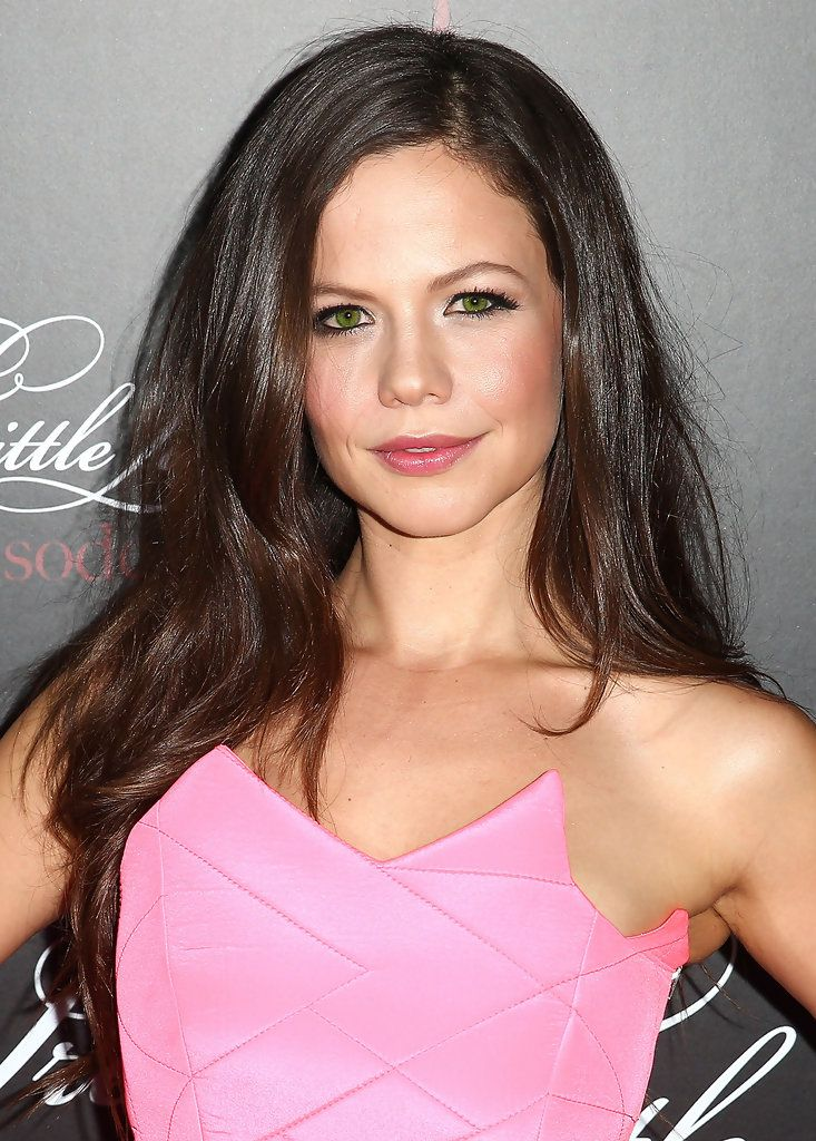 Tammin Sursok Layered Cut