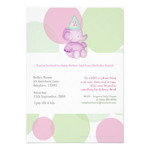 83 best Birthday invitations online images – Online Birthday Party Invite