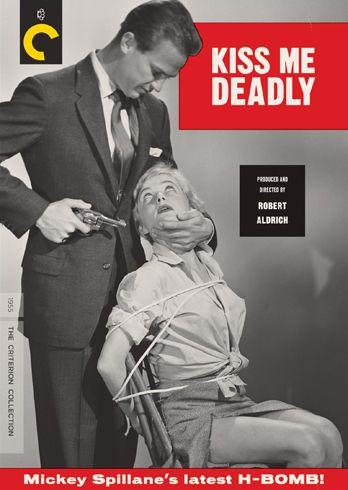 Kiss Me Deadly / DVD 1058 / ttp://catalog.wrlc.org/cgi-bin/Pwebrecon.cgi?BBID=11617076