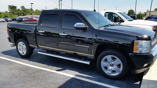 2011 Silverado - Crew Cab with just 60K miles