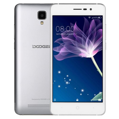 [€33.76] DOOGEE X10,  512MB+8GB