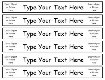 Only best 25+ ideas about Binder Spine Labels on Pinterest ...