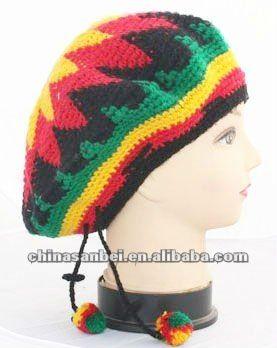 Jamaincan Tam Rasta beret hat $1.5~$1.69