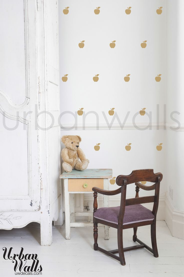 206 best wall decals images on pinterest vinyl wall stickers apple decals
