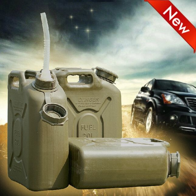 89.00$  Watch here - http://ali4j8.worldwells.pw/go.php?t=32229505525 - 20l PVC Petrol Tank 5 Gallon Fuel Cans Jerrycan Oil Gasoline Container Bucket Military Use Explosion Proof High Quality