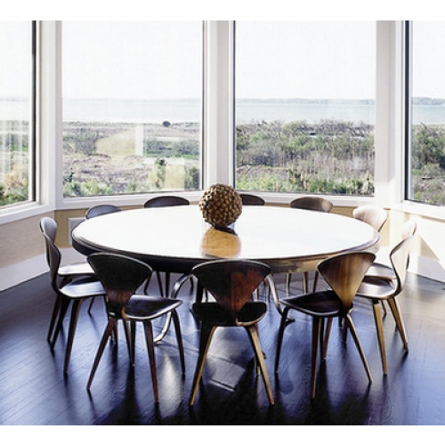 14 best images about Norman Cherner Chairs on Pinterest  Tulip