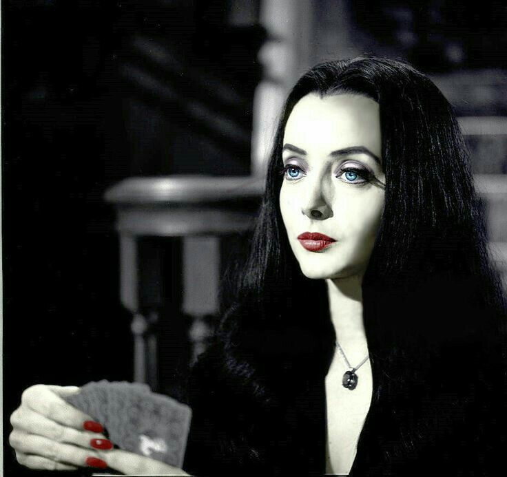 "✝ Carylon Jones In The 60""s 60 Sitcom The Addams Family ✝"