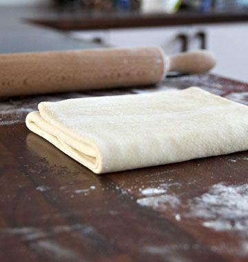 Pâte feuilletée : la recette de base (Technique en Images pas à pas) - les meilleures recettes de cuisine d'Ôdélices