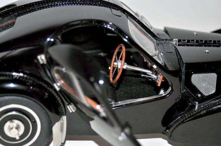skanowanie 3D bugatti