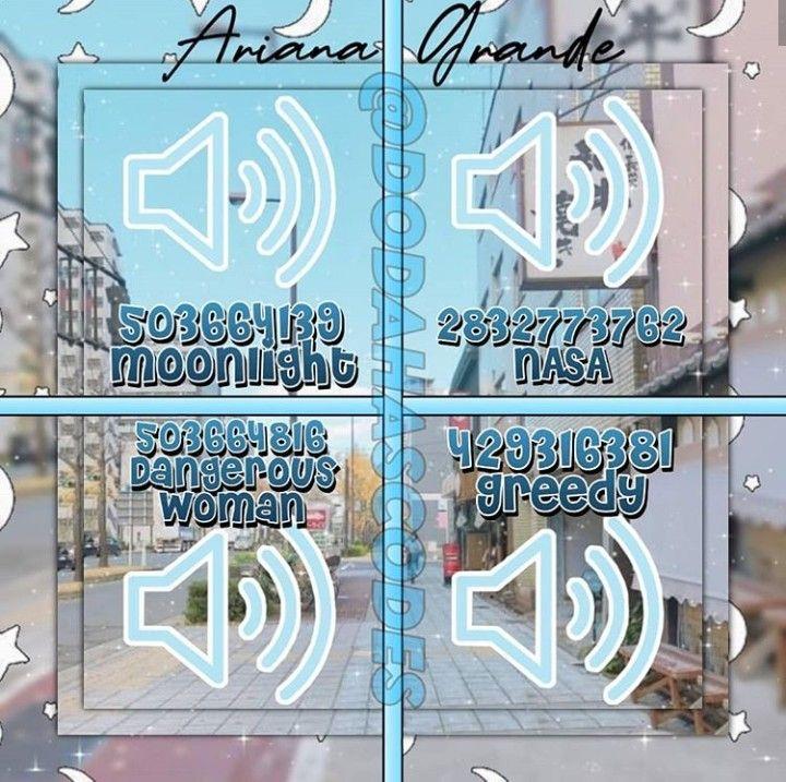 Aesthetic Songs Roblox Music Id