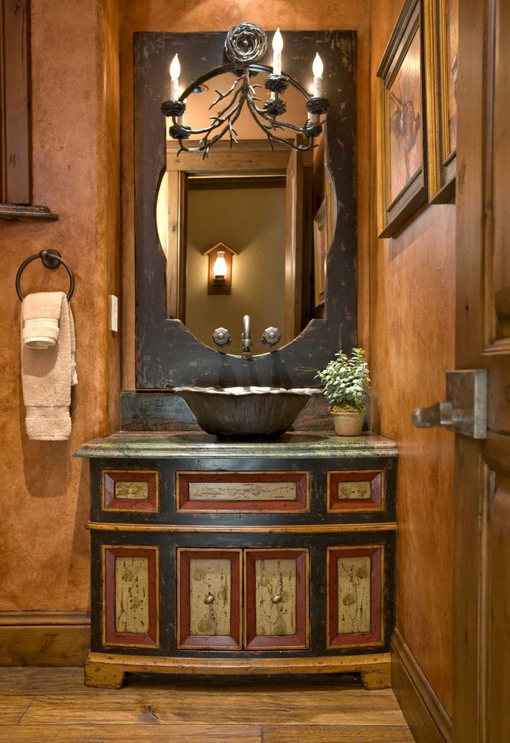 80 Best Small Powder Room Images On Pinterest