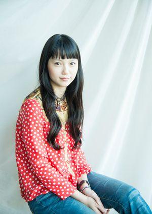 『きいろいゾウ』宮崎あおい/Photo:Toru Hiraiwa