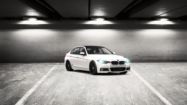 Checkout my tuning #BMW 3series 2012 at 3DTuning #3dtuning #tuning
