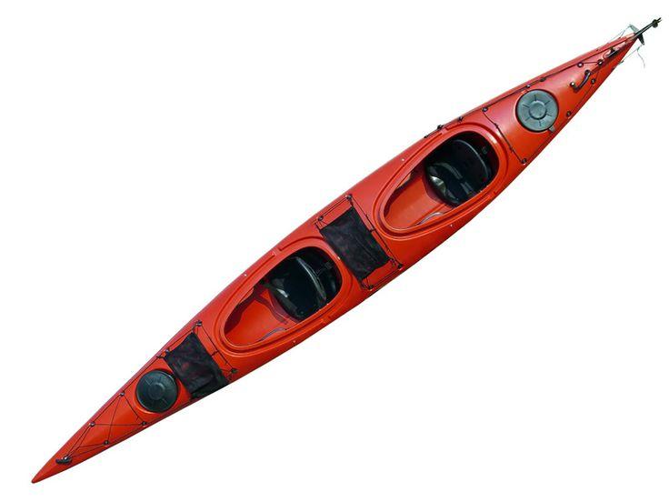 Αρχική Σελίδα :: Outdoor Sport :: Water Sports :: Κανό & Καγιάκ :: Καγιάκ Sea Star HUG 511 Double