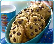 The Sneaky Chef: Free Healthy Recipe for Gluten Free Chocolate Chip Cookies from The Sneaky Chef to the rescue - 101 all new recipes and sneaky tricks for creating healthy meals kids will love