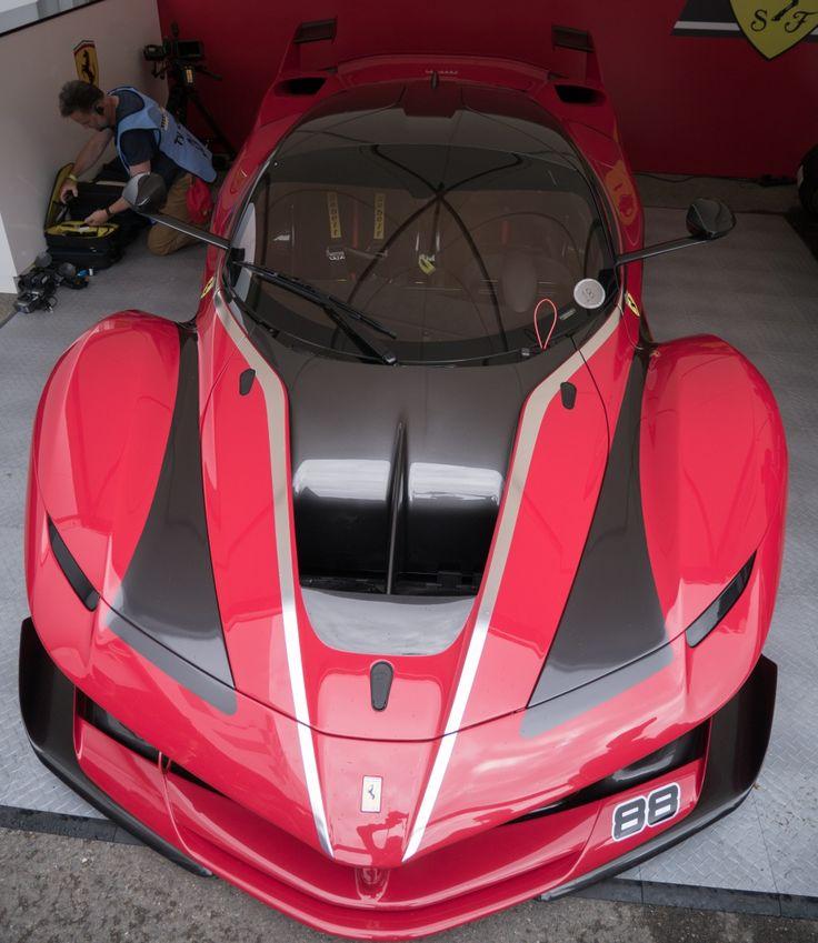 Ferrari FXX-K; #ferrari #ferrarifxxk #fxxkmodel #redferrari