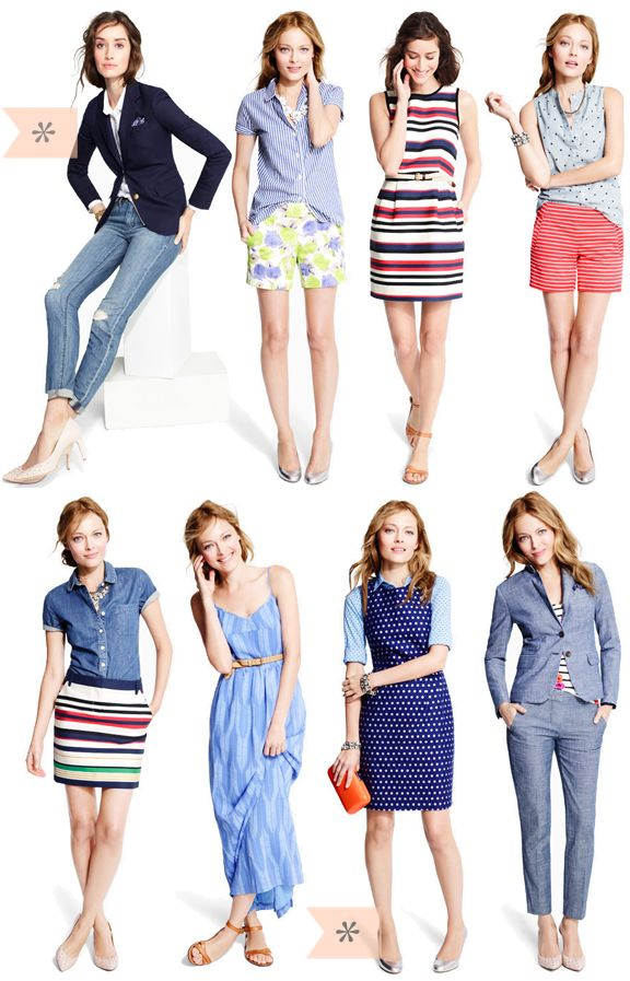 Inspired: J.Crew Factory (+50% Off!)