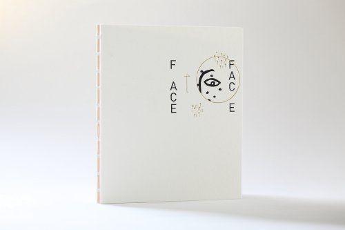 【書設計】阿力金吉兒《Face to Face》設計概念-書籍設計-好設計-博客來OKAPI