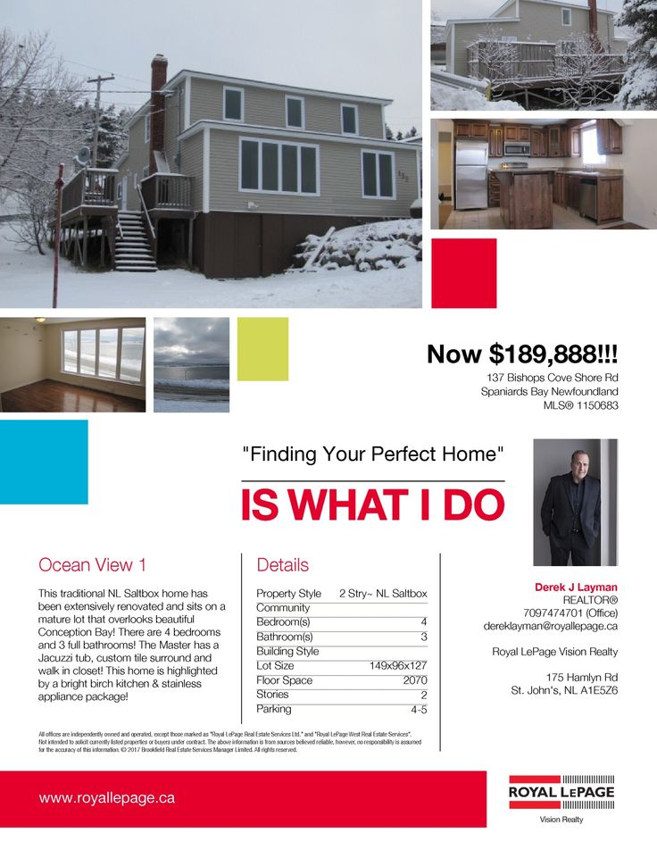 137 Bishops Cove Shore Rd~Spaniards Bay