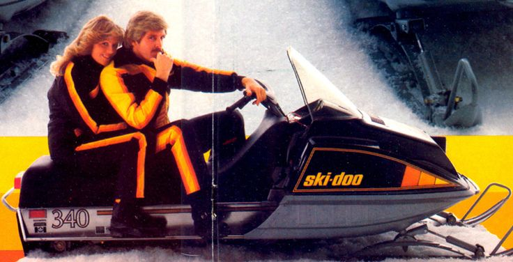 illicit snowboarding: Bringing Sexy Back – What we can learn from vintage snowmobile fashion