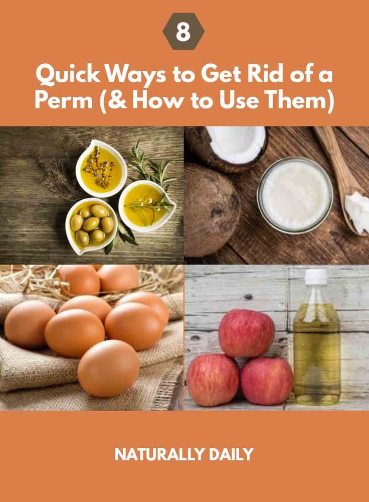 How to Get Rid of a Bad Perm at Home 12 Quick and Safe