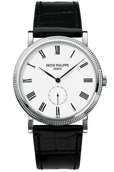 BAZAAR Editor Sam Broekema's Fall Shopping Picks - Patek Philippe watch