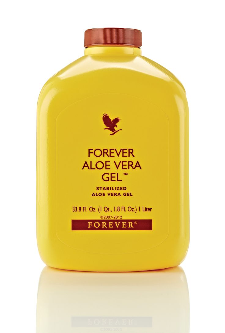 It's nature's way - Forever #AloeVera Gel is the purest you can buy. http://wu.to/3lA2Uf