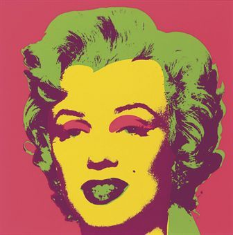 Andy Warhol Marilyn Monroe   ANDY WARHOL   Marilyn Monroe (Marilyn) (F. & S. II.21)   Prints ...