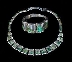 Gioielli da collezione, argento, messicano   Trocadero