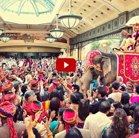 A Million Dollar Indian Wedding That Will Blow Your Mind