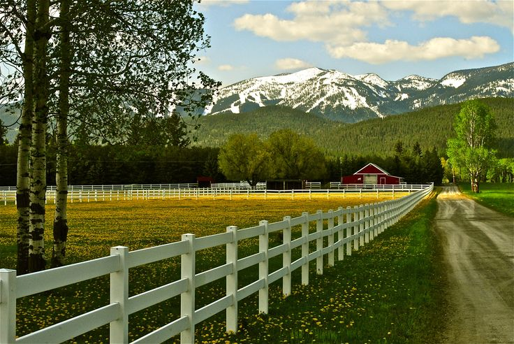 Farm - Whitefish, Montana