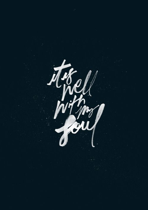 the-worship-project:  It Is Well- inspired by the song/hymn by...