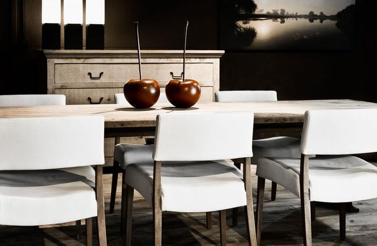 25 beste idee n over lederen stoelen alleen op pinterest for Witte moderne stoelen